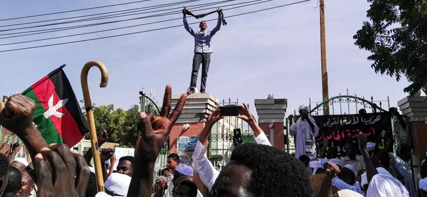 Sudan'da askeri konsey İslami hareketin gösteri talebini reddetti