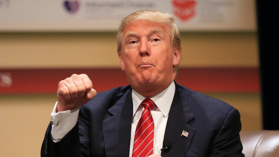 Trump: İran bir numaralı terörist devlet