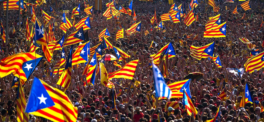 İspanya'da ayrılıkçıların zaferi: Tutuklu 5 Katalan parlamentoya girdi