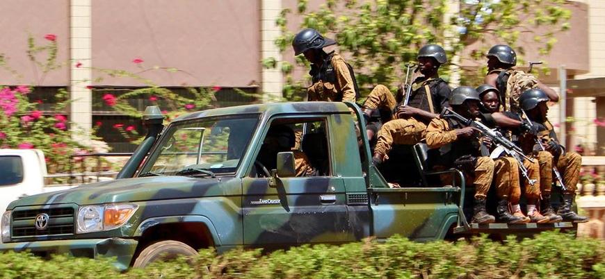 Burkina Faso'da kiliseye saldırı: 6 ölü