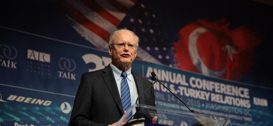 ABD'nin Suriye Özel Temsilcisi: Hiçbir ülke Türkiye'den daha iyi iş yapmadı