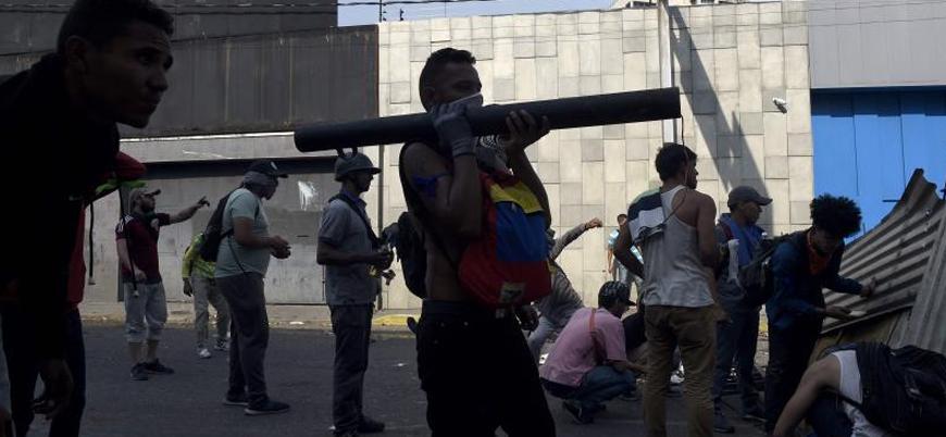 Venezuela'da askeri darbe girişimi: Ülkede son durum