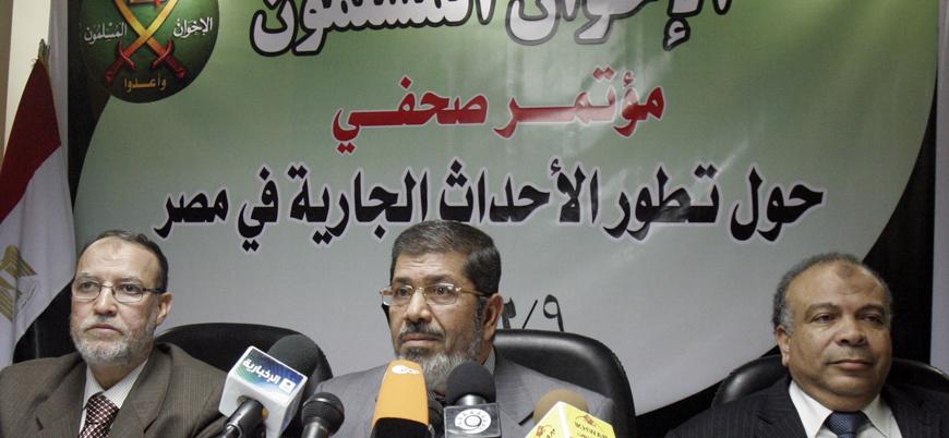 Müslüman Kardeşler: ABD bizi terörist ilan etse de ılımlı ve barışçıl kalacağız