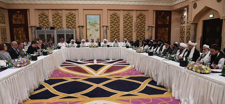 ABD ile Taliban arasındaki görüşmelerin 6'ncı turu düzenlendi
