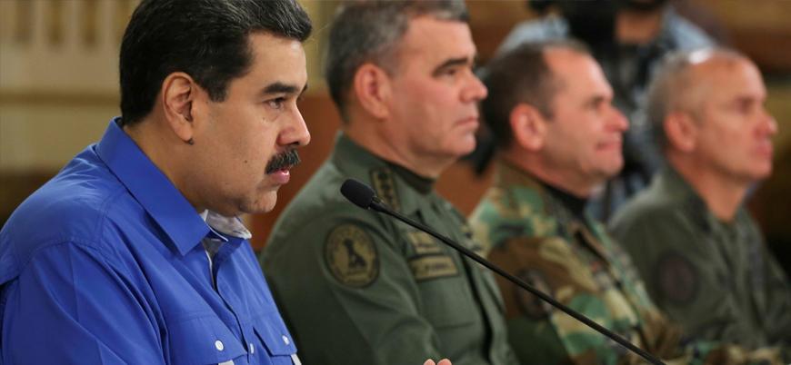 Maduro: Darbe girişiminin sorumluları yargılanacak