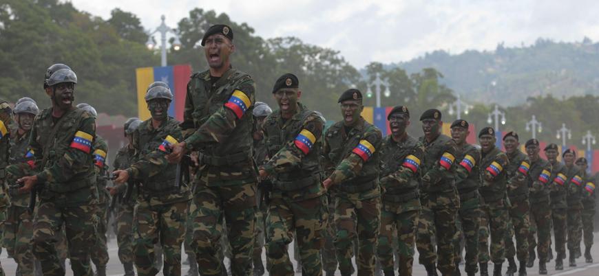 """""""Venezuela'da iktidarın gerçek sahibi Maduro değil ordu"""""""