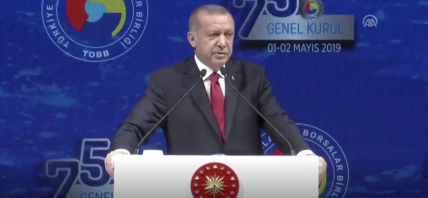 Erdoğan: Türkiye İttifakı Cumhur İttifakı'nın alternatifi değil