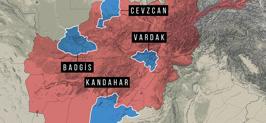 Afganistan'da eş zamanlı Taliban saldırıları: En az 70 ölü