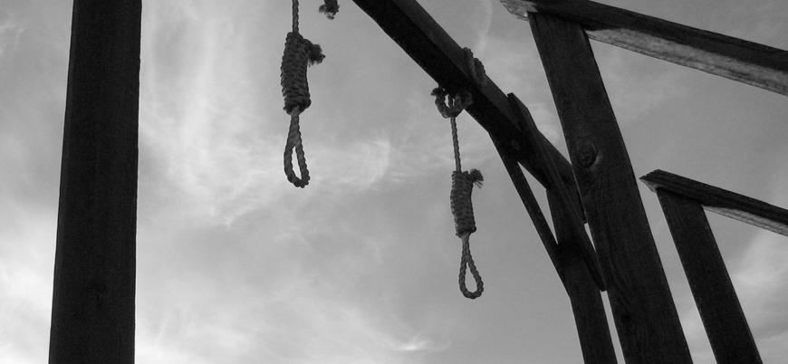 İran'da bir kişi ABD için casusluk yaptığı suçlamasıyla idama mahkum edildi