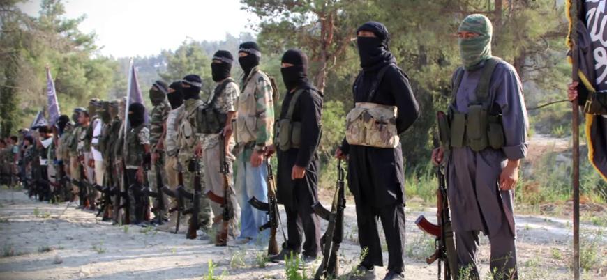"""""""Çin nefreti Türkistanlıları Suriye savaşına dahil etti"""""""
