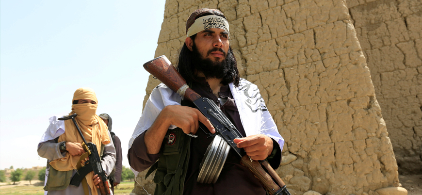 ABD: Afganistan'da barış için Taliban silah bıraksın