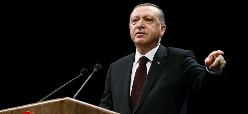 Erdoğan: Trump üzerindeki baskıyı hafifletmek için mesaj veriyor