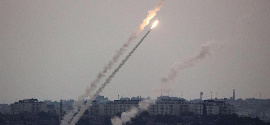 Gazze'de tansiyon yüksek: Karşılıklı saldırılar yeniden başladı