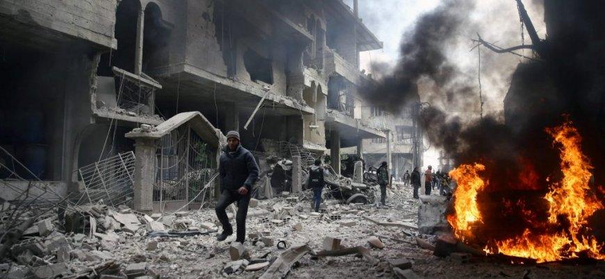 'Şartlı ateşkes' sonrası İdlib'de hava saldırıları durdu