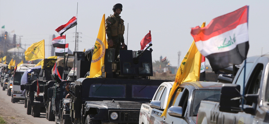 Esed rejimi ve Haşdi Şabi'den IŞİD'e karşı ortak operasyon
