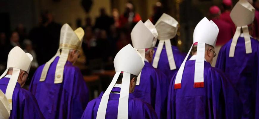 Almanya'da kilise üyeleri yarı yarıya azalacak
