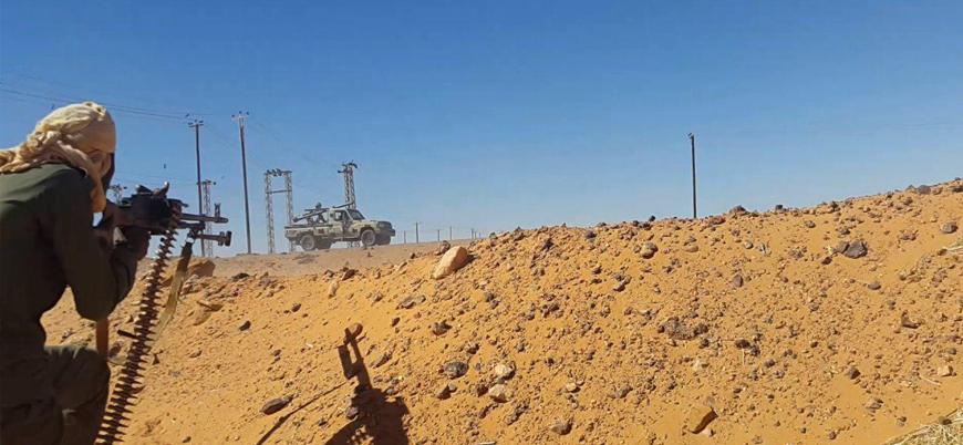 Libya'da Hafter güçlerine IŞİD saldırısı