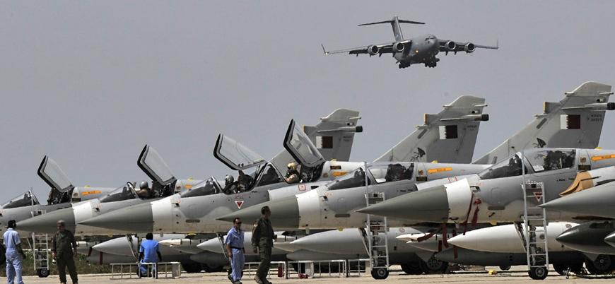 ABD'den BAE ve Bahreyn'e 6 milyar dolarlık silah satışına onay