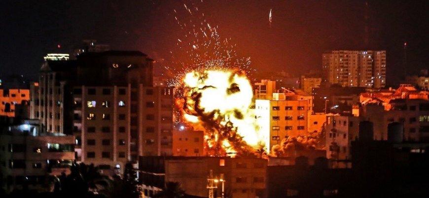 ABD'den Gazze saldırısı açıklaması: İsrail kendini savunma hakkına sahip