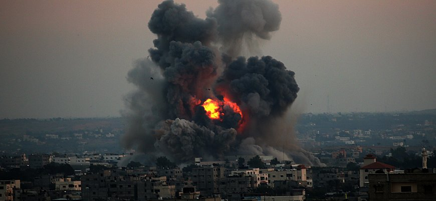 İsrailli Bakan: Gazze'yi işgal etmeliyiz