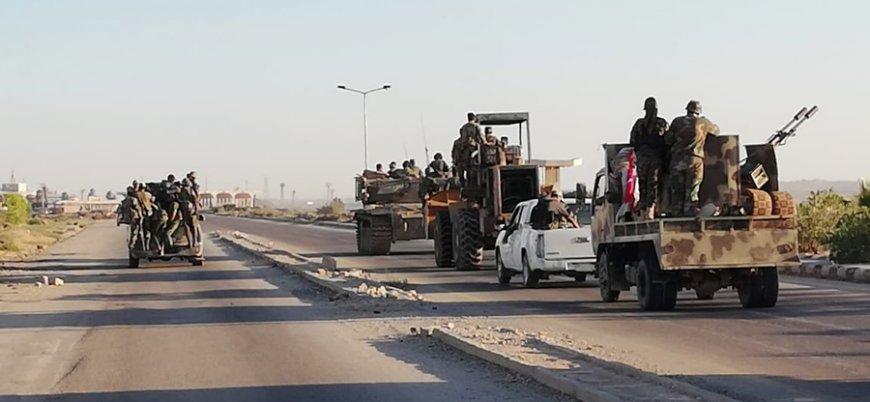 ÖSO: Rusya Esed rejimi iki karayolunun kontrolünü istiyor