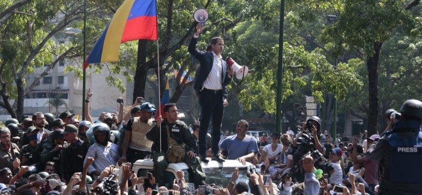 Venezuela'da darbeye katılan vekillerin dokunulmazlıkları kaldırılacak