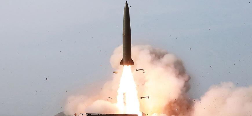Kuzey Kore yeni bir tür silah denedi