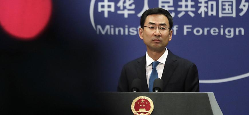 Çin İran'ın uranyum kararından memnun değil