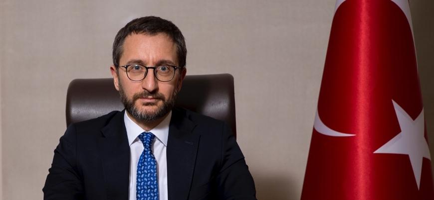 Cumhurbaşkanlığı İletişim Başkanı Altun 'çözüm süreci' açıklaması