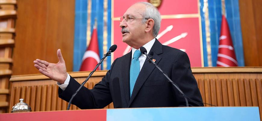 Kılıçdaroğlu: SETA raporu Saray'ın talimatıyla hazırlandı
