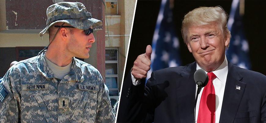 Trump Iraklı mahkumun katili eski ABD askerini affetti