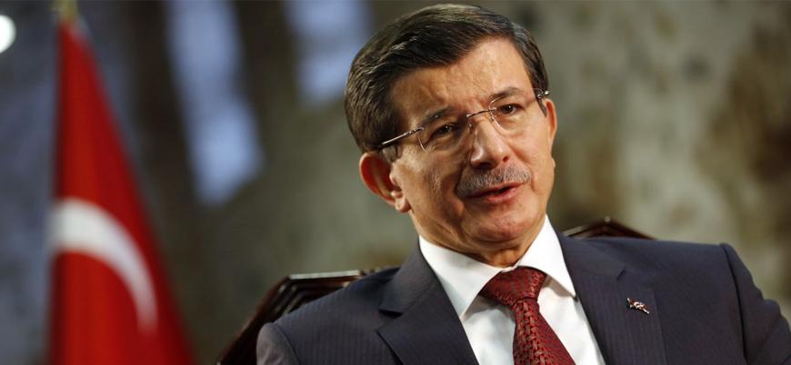 Ahmet Davutoğlu'ndan yeni partiye dair net ifadeler