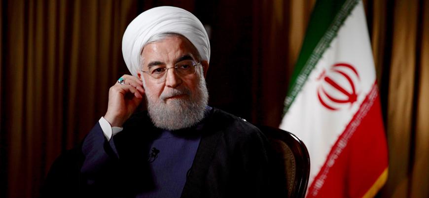 Ruhani: Şartlar müzakereye uygun değil direneceğiz