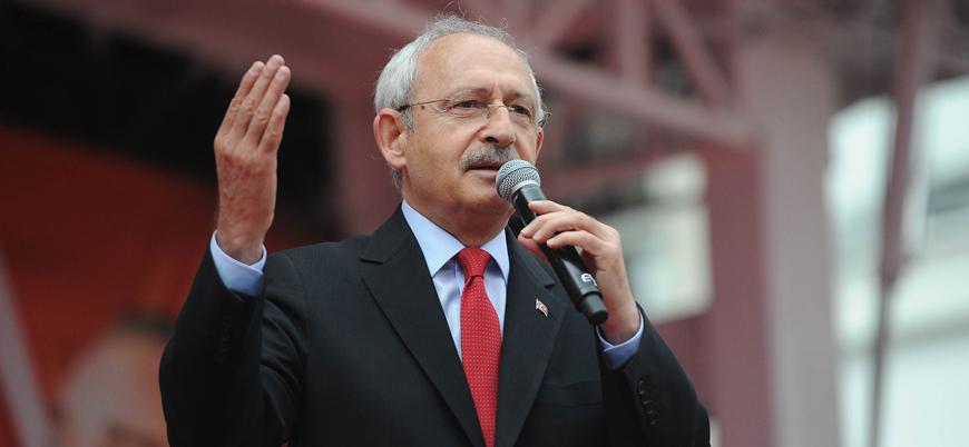 Kılıçdaroğlu: İstanbul'un rantını yiyenler seçimin tekrarına sebep oldu