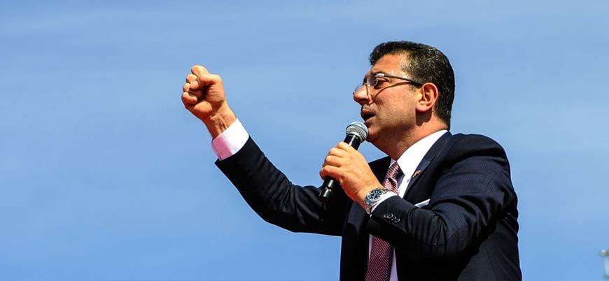 Ekrem İmamoğlu: Erdoğan YSK'ya baskı yaptı