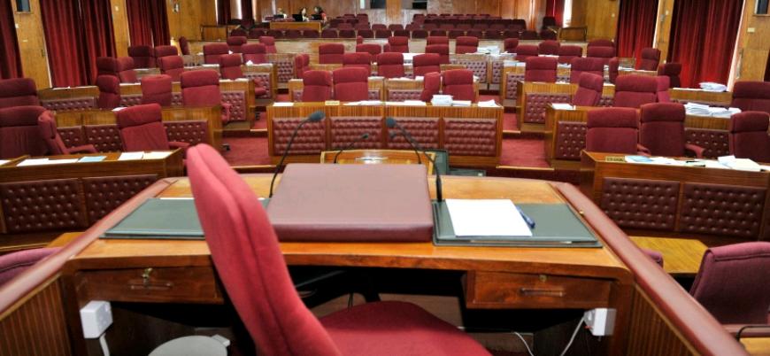 KKTC'de hükümet istifa etti