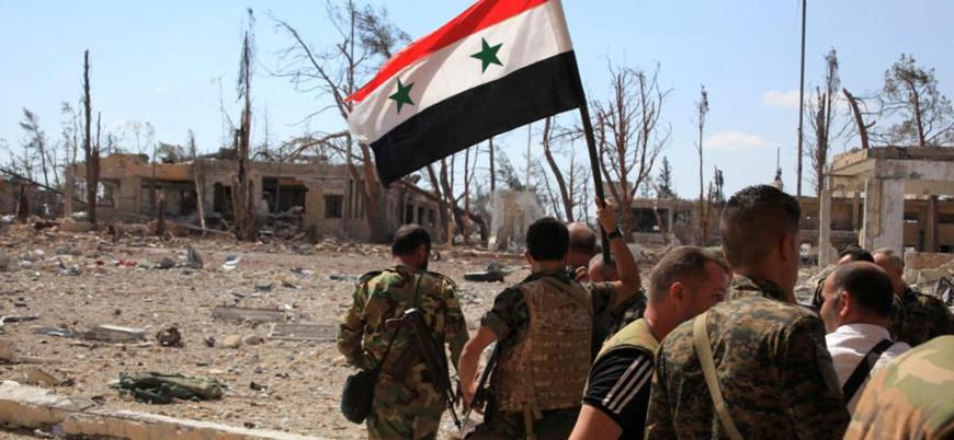 Esed rejimiyle 'uzlaşan' eski muhalifler İdlib'e saldırmak için cepheye gönderiliyor