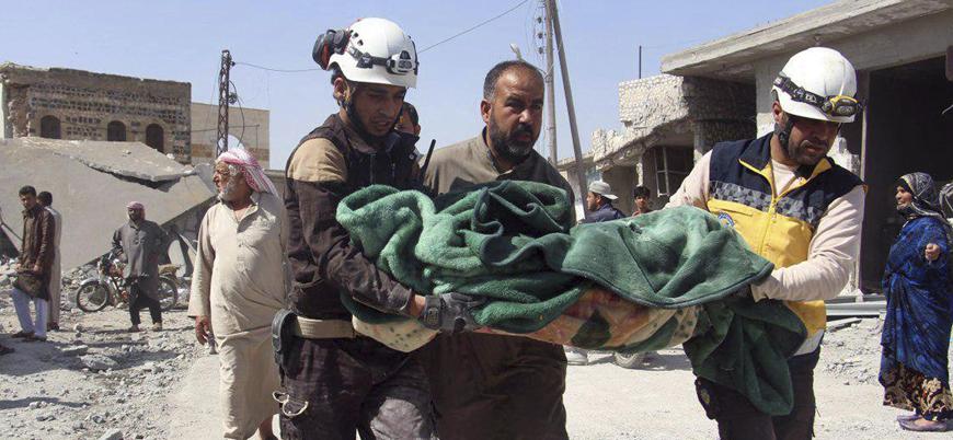 Rusya: İdlib saldırısı Türkiye ile koordinasyon içerisinde