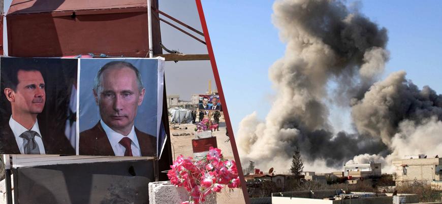 Rusya'nın İdlib saldırısı