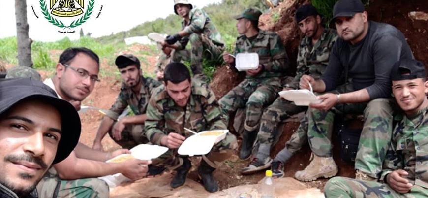 Esed rejiminin İdlib saldırısına Filistinli gruplar da katılıyor