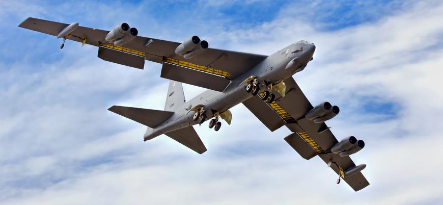 Ortadoğu'da İran gerilimi: ABD bölgeye B-52'leri gönderiyor