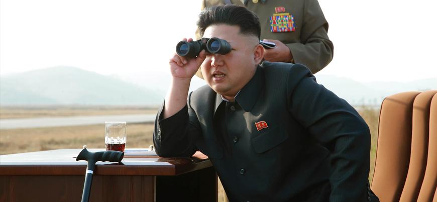 Kuzey Kore 'tanımlanamayan cisim' denemesi yaptı