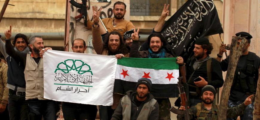 """Suriyeli muhaliflerden birleşme kararı: """"Şam'ın Fethi Ortak Operasyon Odası"""""""