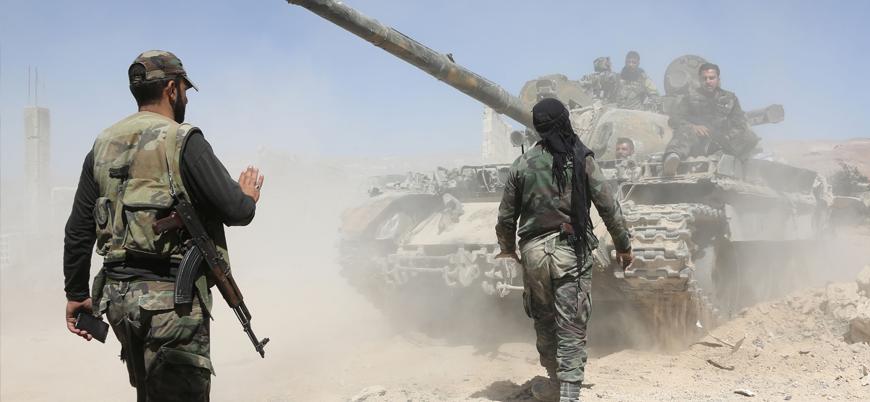 """Esed rejimi İdlib saldırısında en az 160 asker 11 tank kaybetti"""