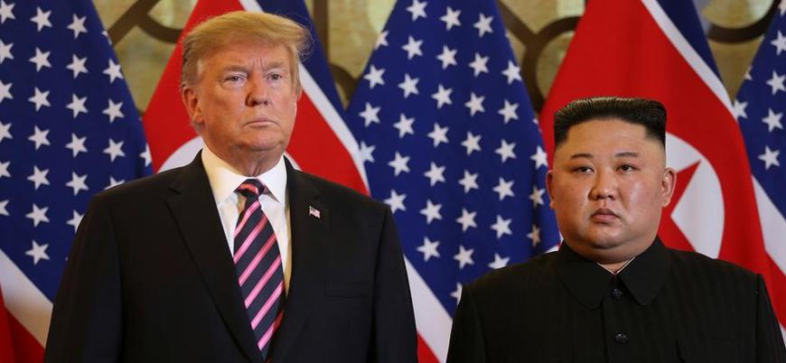 ABD Kuzey Kore gerginliği tırmanıyor