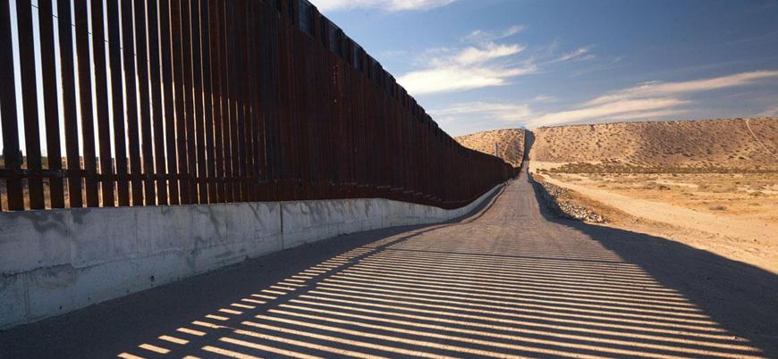 Trump'ın 'Meksika duvarı'na yargı engeli