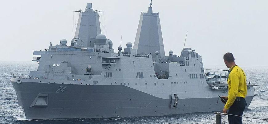 ABD İran'a karşı Ortadoğu'ya savaş gemisi ve Patriot bataryası gönderdi