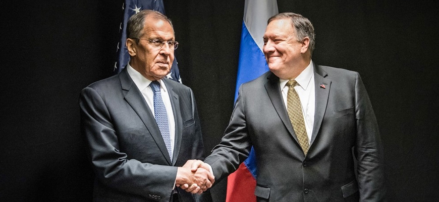 Lavrov ve Pompeo Venezuela'yı görüşecek