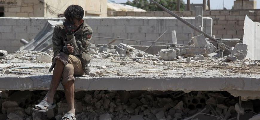 BM yoğun saldırılar nedeniyle İdlib'de gıda yardımını kesti
