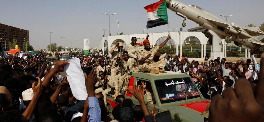 """""""Sudan Askeri Geçiş Konseyi sivil yönetim kurmaya hazır"""""""